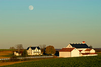 Moonrise, Lancaster County